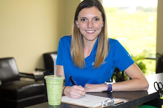 Ashley Pearson - Nutritionist