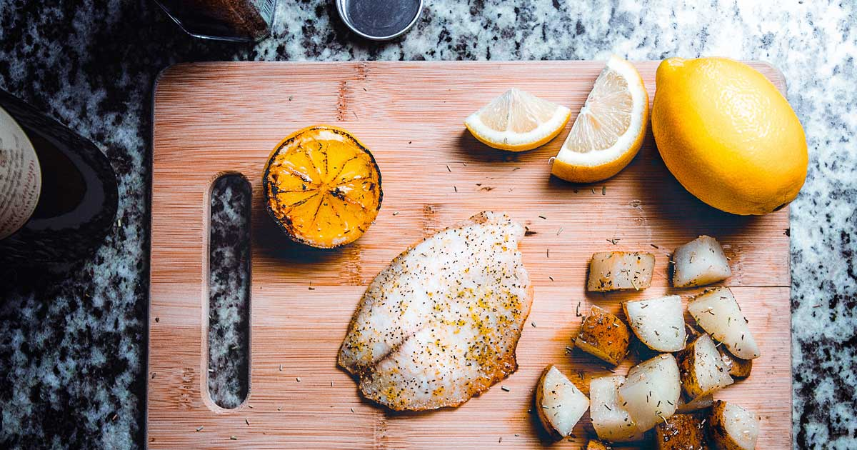 Improve your Heart Health by Eating Fish