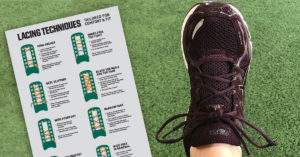 Shoe Lacing Techniques