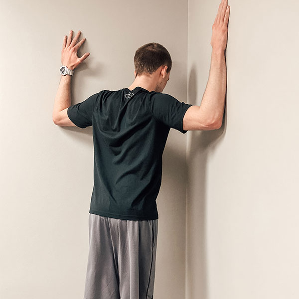 Corner Pec Stretch