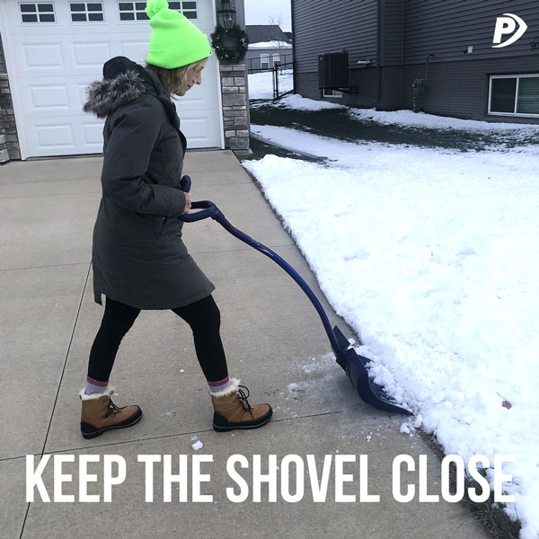 5 Tips to Avoid Injury While Shoveling Snow