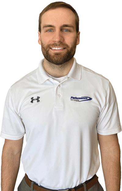 Joe Landon, Physical Therapist