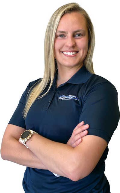 Sarah Knop, Athletic Trainer