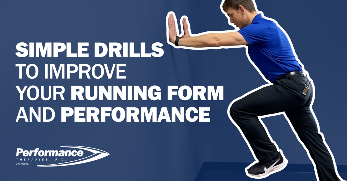 Simple Drills to Improve your Running Form and Performance